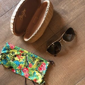 👉🏻 GUC Maui Jim Cliff House Sunglasses